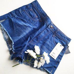 🖤FOREVER 21 Denim shorts